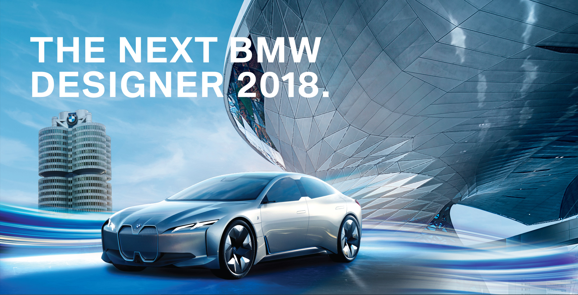 The Next BMW Designer 2018
